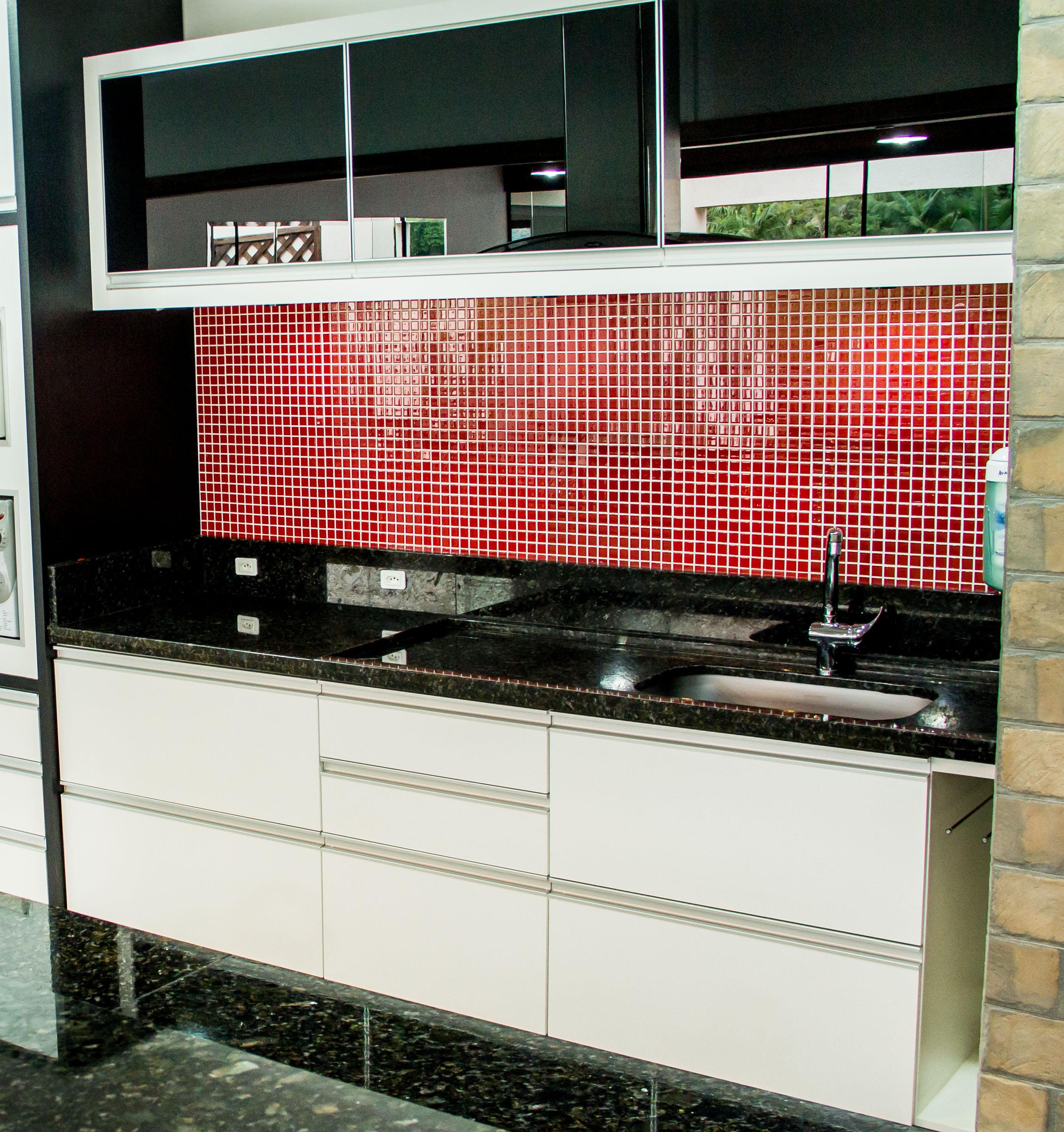 Projetos de Cozinhas Sob Medida Miranda Móveis Blumenau #912620 2683 2853