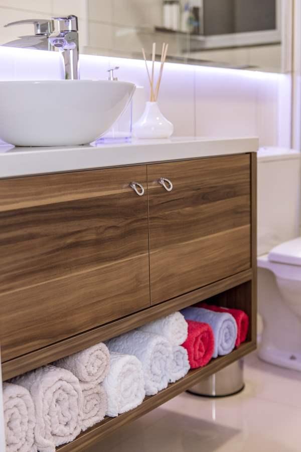 Banheiros Sob Medida (Planejados) em Blumenau  Miranda Móveis -> Armario Banheiro Planejado Rj